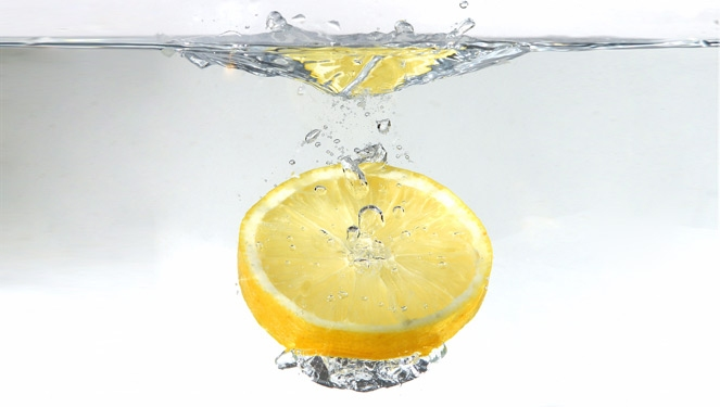 What's The Buzz About Lemon Water?