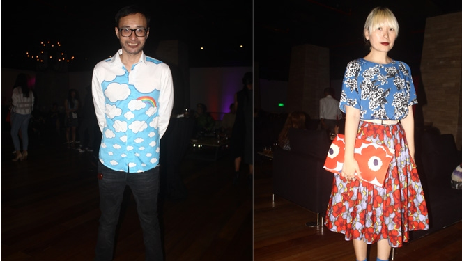 Style Spotting At The Manila Fashion Festival: Day 1