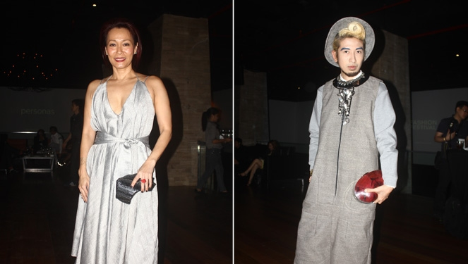 Style Spotting At The Manila Fashion Festival: Day 2