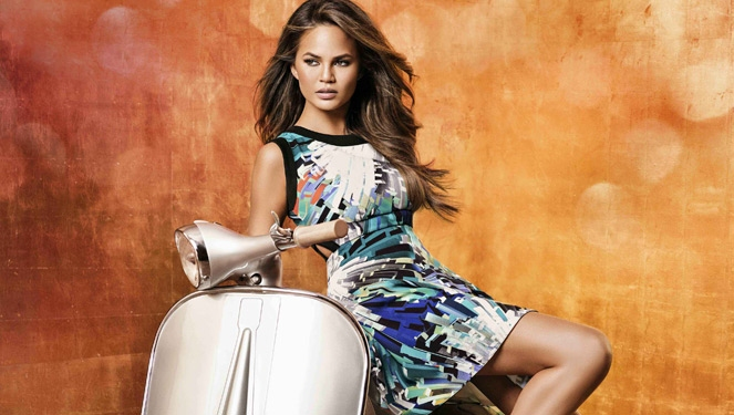 Chrissy Teigen Is The New Face Of Xoxo