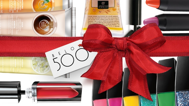 Holiday Beauty Gift Guide: Below P500