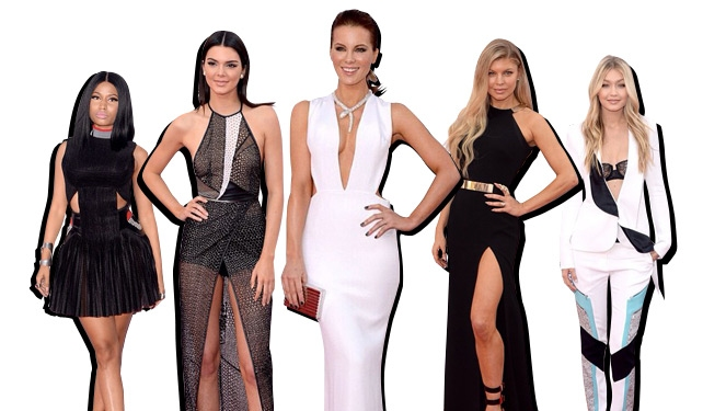 The Best And Worst Dressed At The 2014 American Music Awards