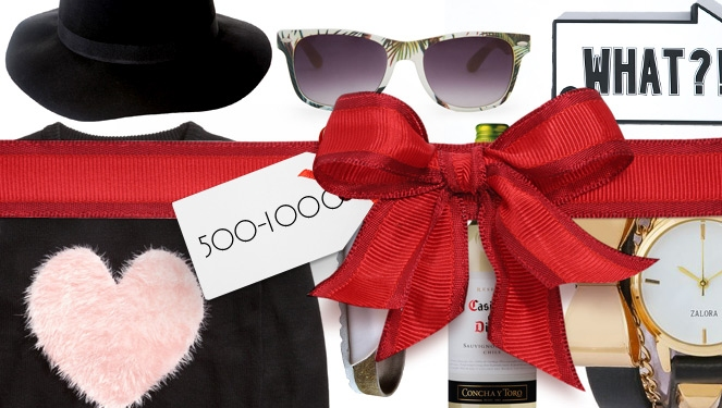 Holiday Fashion Gift Guide: P500 To P1000