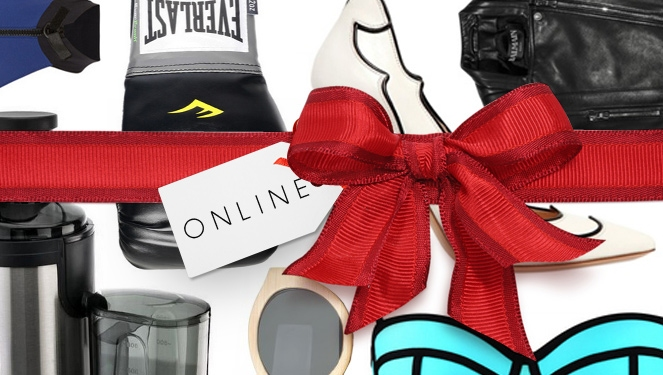 Holiday Fashion Gift Guide: Online Finds