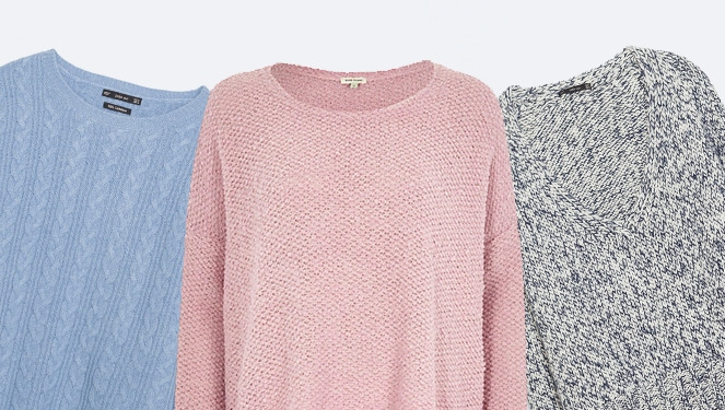 The Different Types Of Sweater Knits