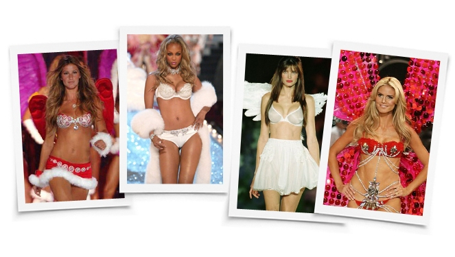 The Victoria's Secret Angels Alumnae