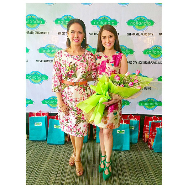 The 30 Times Marian Rivera Looked Stunning In Florals ...