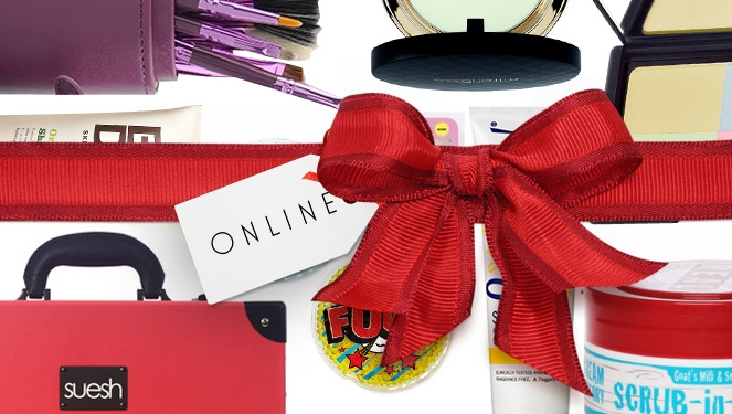 Holiday Beauty Gift Guide: Online Finds