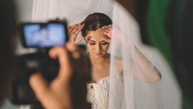 Watch: Behind-the-scenes Of Marian Rivera's Bridal-themed Cover Shoot