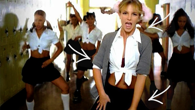 The Six Times Britney Almost Nailed It
