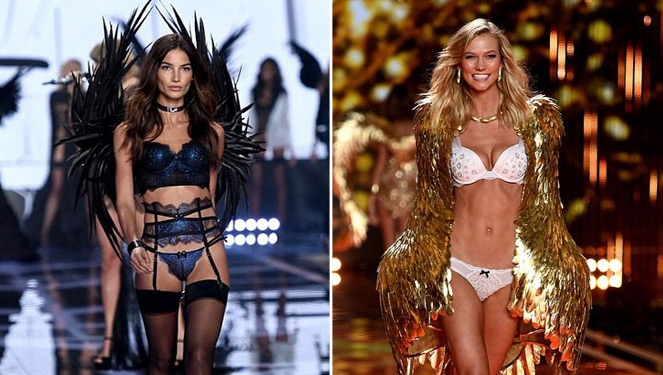Highlights From The Victoria's Secret Fashion Show 2014