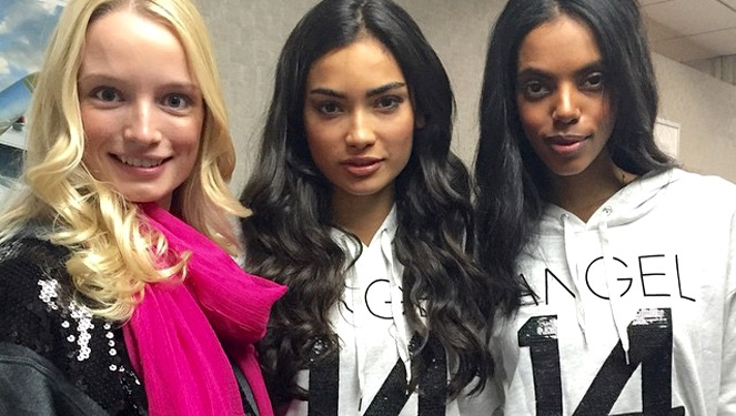 Meet The Fresh Faces At The Victoria's Secret Fashion Show