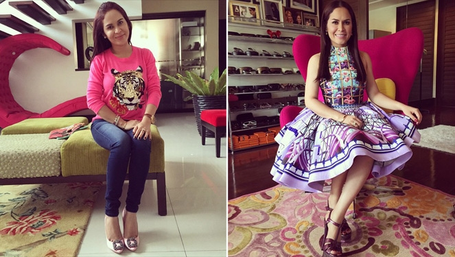 Here's Why We'd Love To Raid Jinkee Pacquiao's Closet