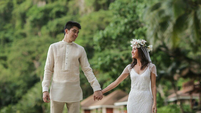 6 Style Elements We Loved From Jc And Bianca's Beach Wedding
