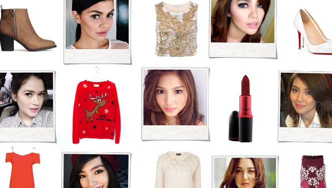 Local Celebs' Holiday Must-haves