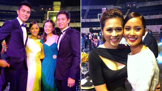 Celebrities We Spotted At Jc And Bianca Gonzalez-intal's Wedding Party