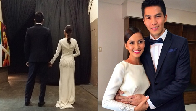Highlights From Jc And Bianca Gonzalez-intal's Manila Wedding