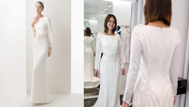 Updated: We Have The Details On Bianca Gonzalez-intal's Second Wedding Gown