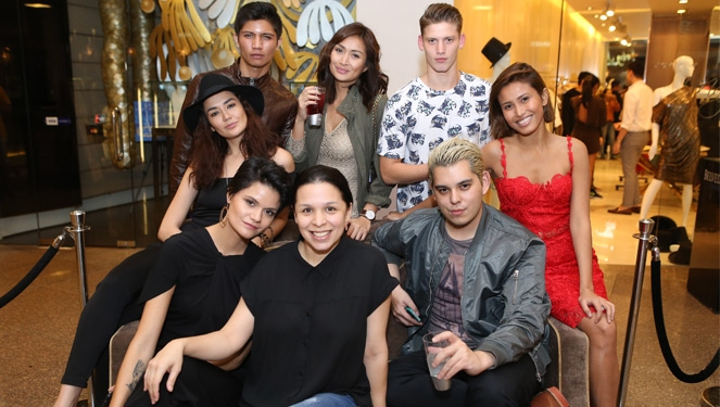 Charina Sarte Celebrates Her Store's 4th Birthday