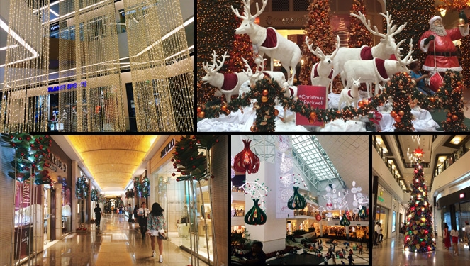 Our Favorite Mall DÉcors