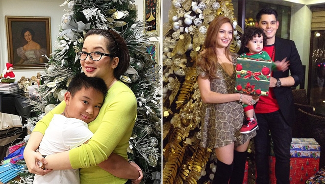 How Celebs And Fashionphiles Style Their Christmas Tree