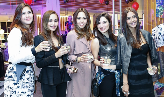 Maggie Wilson, Vanessa Matsunaga, Nicole Andersson, And More Stun At The Vero Moda Launch Party