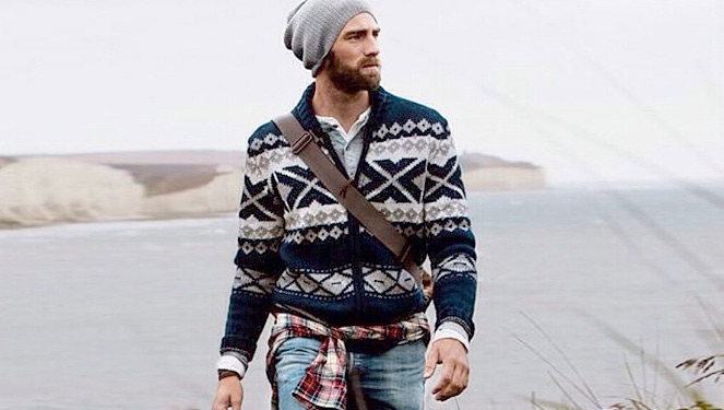 A Closer Look At The Lumbersexuals