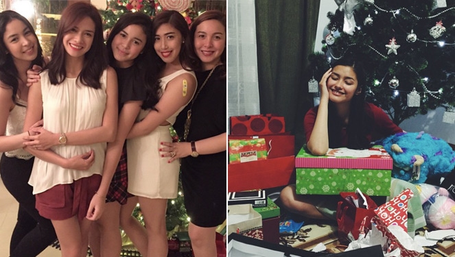 How The Celebs And Fashionphiles Spent Christmas 2014