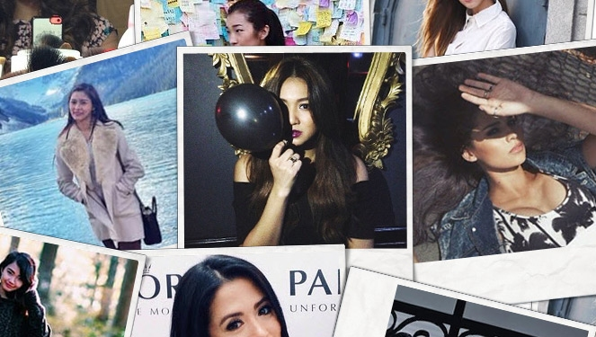 Updated: Marian Rivera, Nadine Lustre, And More Reveal Their 2015 Fashion Resolutions