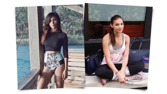 Fashion Girls Talk About How To Stay In Shape