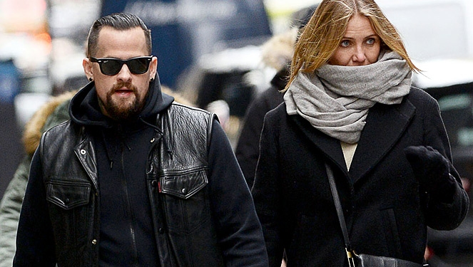 What's The Deal With Cameron Diaz And Benji Madden's Secretive Wedding?