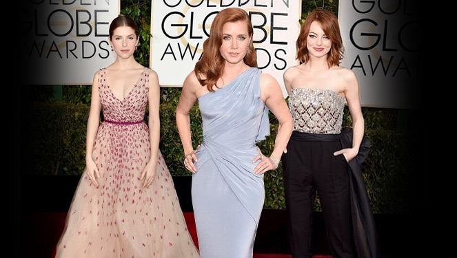 The Best And Worst Looks At The 72nd Golden Globes