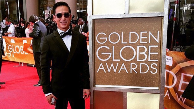 Style Bible Exclusive: A Peek Inside The Golden Globe Awards