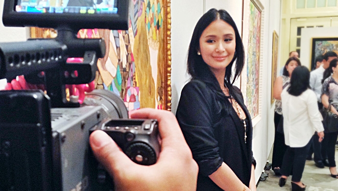 The Secret Life Of Heart Evangelista