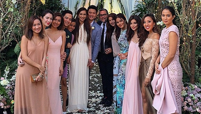 Celebrities We Spotted At Eric Dee And Bea Soriano's Wedding