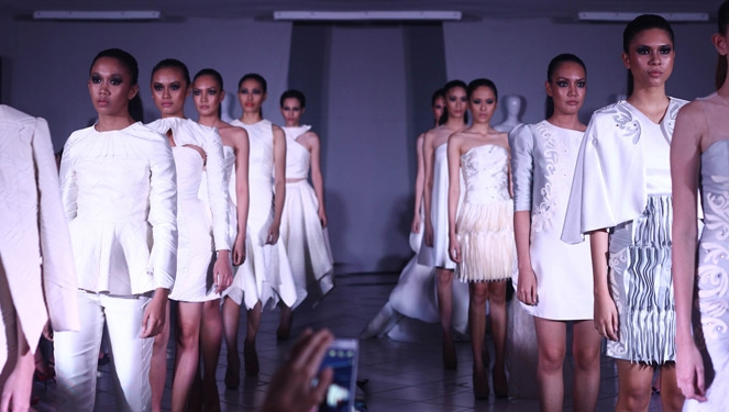 Style And Design Academy Manila Grad Show