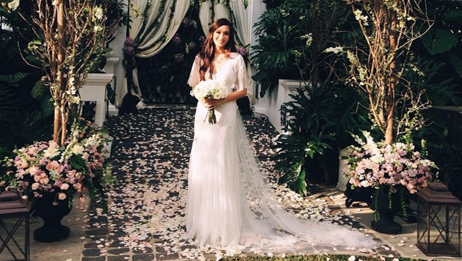 How Long Did It Take For Bea Soriano To Pick Out A Wedding Dress?
