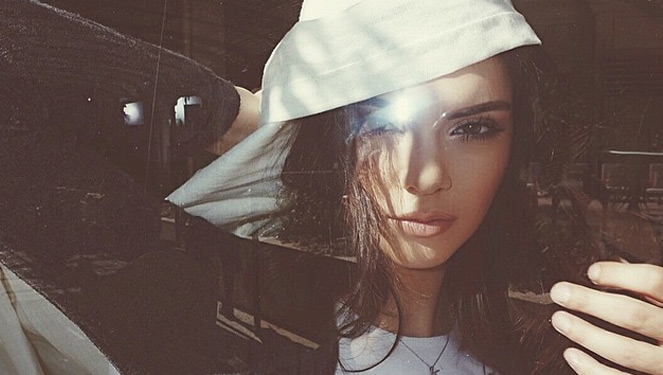 Kendall Jenner's 5 Tricks For Gorgeous Selfies