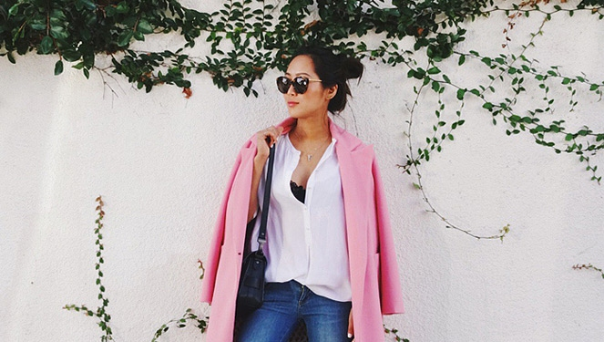 Aimee Song, Kim Jones, Camille Co, And More Top This Week's Blogger Looks