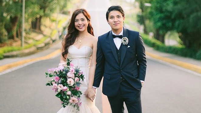 Celebrities We Spotted At Saab Magalona's Wedding
