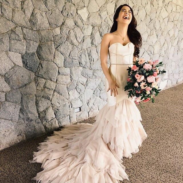 Saab Magalona Wedding Shoes