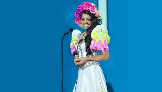 Updated: Miss Philippines Wore