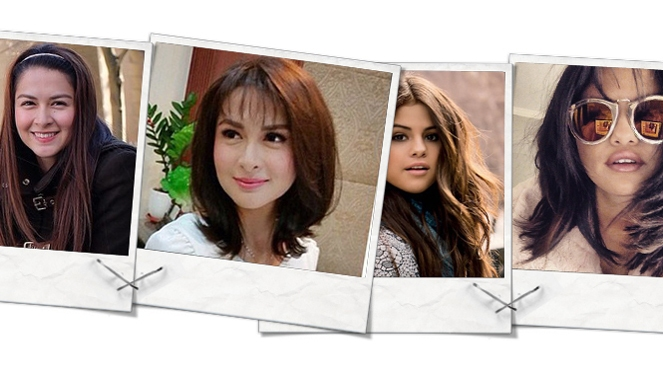 Selena Gomez, Marian Rivera, And More Celebs Who Just Got Lobbed