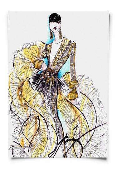 Rajo Laurel designs Miss Philippines national costume