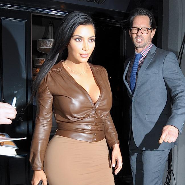 Kim Kardashian West wants to lose weight