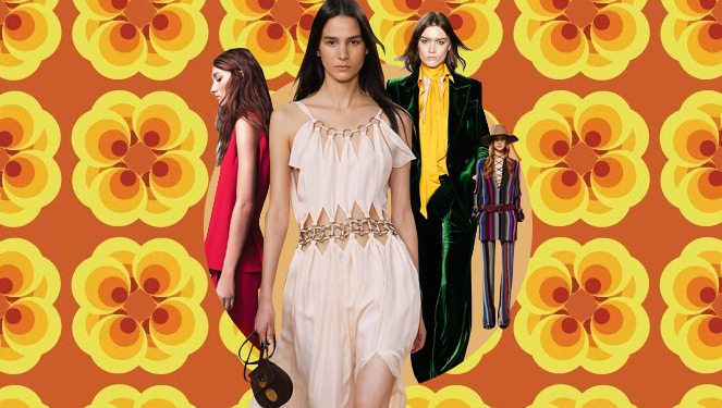 Wear The Next Big Trend: The Seventies