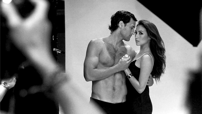 Watch: Solenn Heusaff And Nico Bolzico Are Super Steamy In Their Preview Cover Shoot