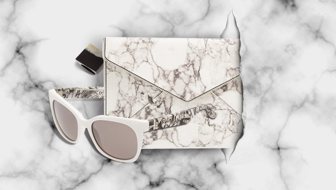 10 Stone Cold Marble Print Accessories