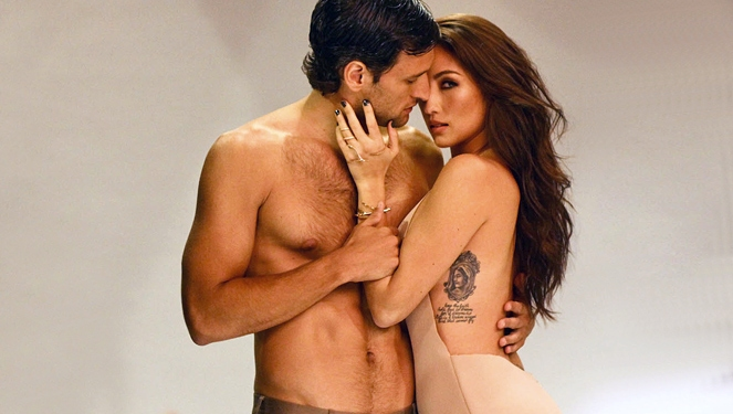 Solenn Heussaff And Nico Bolzico Front Preview February 2015