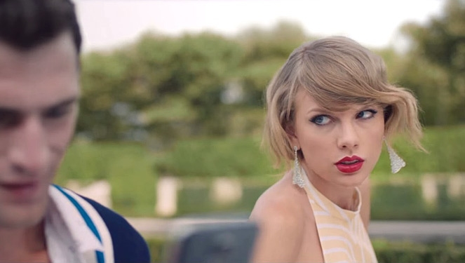 This Is How Taylor Swift Shrugs Off The Crap People Say About Her